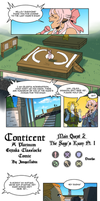 Conticent Classlocke: Main Quest 2 by Jonquilladin