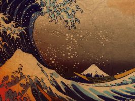 The Great Wave by daniel-w