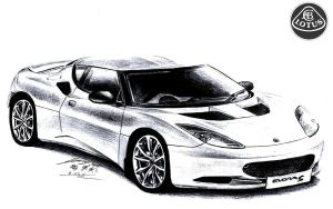 Top Gear's Lotus Evora S by toyonda