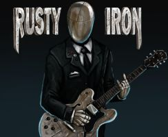 Band cover: Rusty Iron by FonteArt