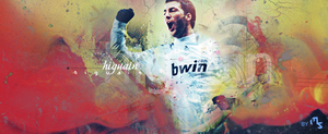 Higuain feat Slim by magic7-GFX