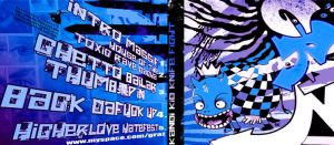 craz cd cover blue by reactionarypdx