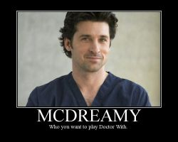McDreamy by SpryteMage