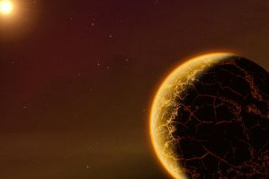 A young world by Coelophysis83