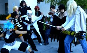 Soul Eater: group cosplay by dreams-celestial