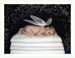 Fairy on Towels by BFG