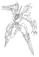 Orbital Frame Idolo by PhantasmaStriker