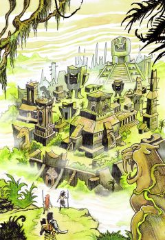 The forgotten city by HaakonLie