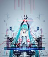 YYB Hatsune Miku 2D Dream Fever 1.00 DL by cjpaoshen