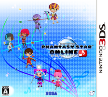 -THEATRHYTHM : PHANTASY STAR ONLINE- by Level2Select