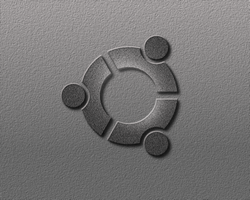 Grey_Ubuntu_Wallpaper by giancarlo64