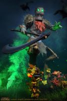 League of Legends. Fiddlesticks. 2 by aKami777