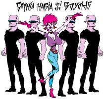 sophia hagia and the boyoids by melallensink