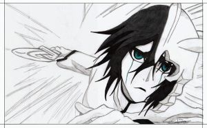 Ulquiorra Schiffer by Northwolf89