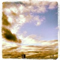 A sky like watercolor... by ansdesign