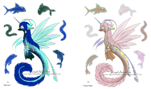 Royal Aesoulkie Adopts - Adopted by Feralx1