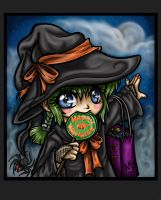 Trick or Treat by Harpyqueen