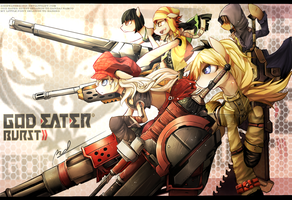 God Eater - MLP Edition by dishwasher1910