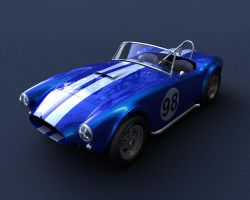 Cobra 1963 by Vikingheretic