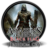 Assassin's Creed IV: Black Flag Freedom Cry - Icon by Blagoicons