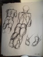 In Class Contour Shading 19 by a-ka-neArt