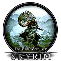 The Elder Scrolls V-Skyrim by edook
