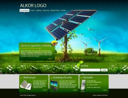 Alkor solar systems by CreativeDesignsPL