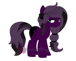 Earth Pony Adopt ~OTA~ CLOSED by RoseyThePonyArtist
