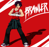 Brawler!Randy by Mgx0