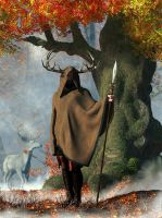 Herne the Hunter by deskridge