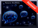 Space Bubble by Nysosym