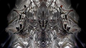 HR Giger tribute by nic022