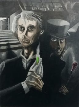 Dr. Jekyll and Mr. Hyde by MYthology1
