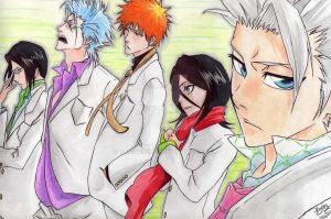 bleach by tamara2593
