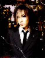 Photomanipulation Uruha by supastar3793
