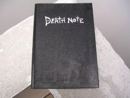 DEath Note by Tiffyx