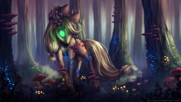 AppleHack - Rotten to the Core (MLP) by Neytirix