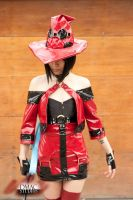 Guilty Gear - I-no 11 by Hyokenseisou-Cosplay