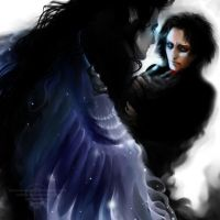 Let me kiss your pain... by erebus-odora