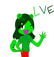 LVE in Paint Program Practice by Baylor-The-Pikachu