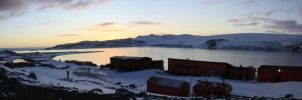 Antartica, Jubany Base by galimba