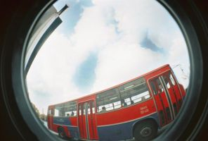 lomo bus by toy-camera