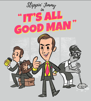 It's All Good Man - tee by InfinityWave