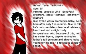 Tynan Fact File by The13thUnluckyJinx