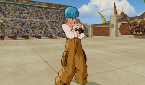 Sexy Bulma Version (Special Character) by MarKZ92