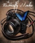 The Butterfly Maiden Book Cover by Belle-Lolita-Designs