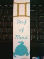 Homestuck Bookmark 2 by LadyMercale