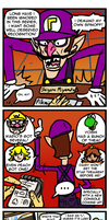COMIX Waluigi World by theEyZmaster