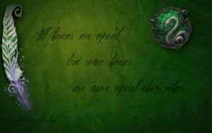 Slytherins for life 2 by RiaVeg
