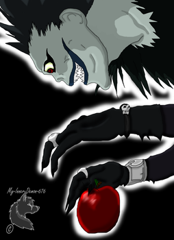 Death Gods Love Apples by My-Inner-Demon-676